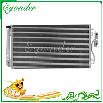 Air Conditioning Condenser for BMW F20 F21 125 120 116 118 125 114 F30 F35 F80 F31 F34 335 320 316 330 325 318 328 64509218121