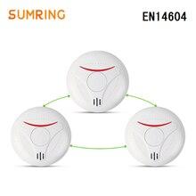 Interconnected EN14604 Smoke Alarms…
