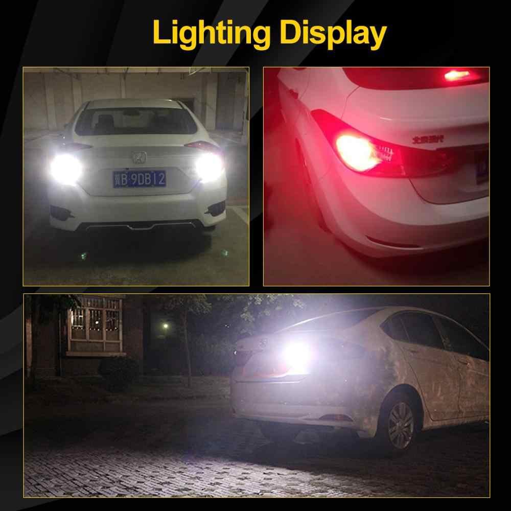 1156 BA15S BAU15S BAY15D P21W PY21W P21/5W LED T20 7443 T25 3157 W16W T15 LED W21/5W P27/7 W Lampu LED Mobil Sinyal Lampu 12V
