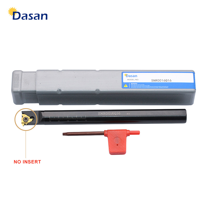 1PCS SNR0008K11 SNR0012M11 SNR0016Q11 SNR0016Q16 CNC Boring Bar Threading Turning Lathe Thread Cutter Tool For 16ER 11ER Insert