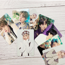 Kpop Bangtan Boys 5TH MUSTER Festa Five Stage Concerts Card Photo