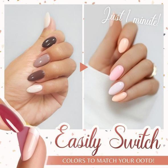 Peel Off Nail Polish