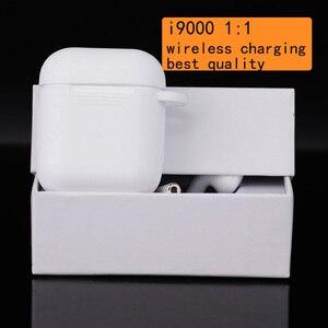 TWS i90000 настоящие беспроводные Bluetooth такие же, как оригинальные Bluetooth наушники спортивные наушники бас беспроводные наушники и наушники