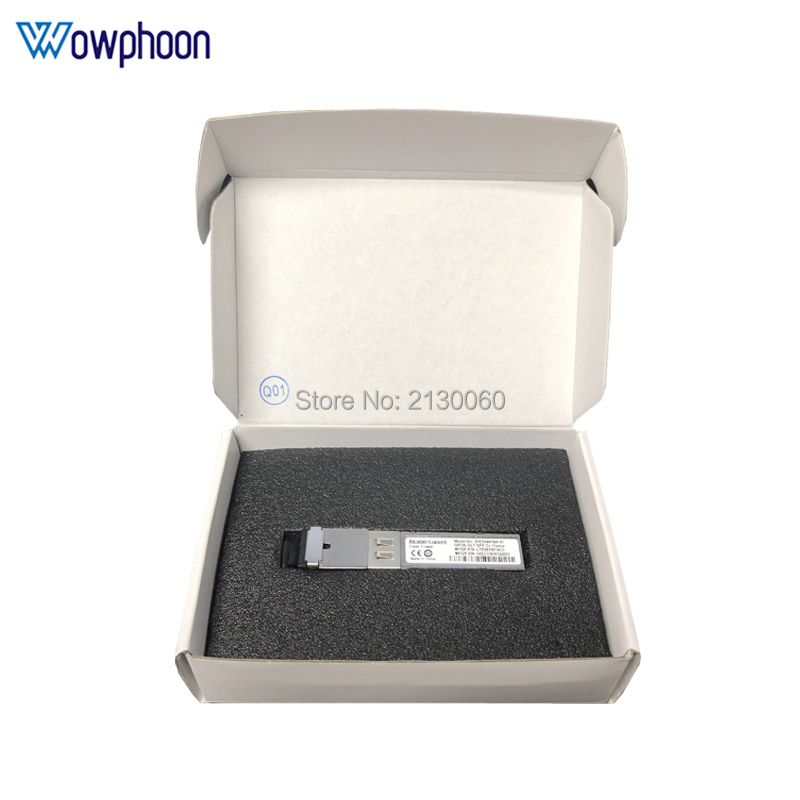 Free Shipping Hisense LTE3680M-BC+ GPON-OLT-Class B+ SFP Transceiver SC Connector Compatible With Huwei And ZTE GPON Cards