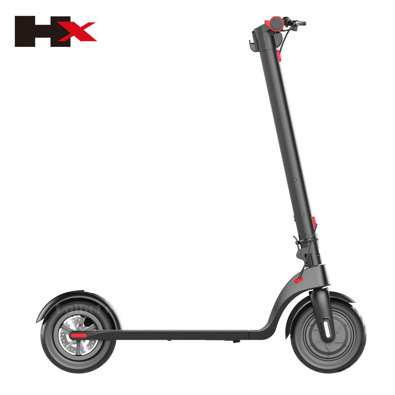 HX X7 Electric Scooter 36V 2 Wheel Electric Scooters With Removable Battery 8.5 Inch 250W Portable Folding Electric Kick Scooter (28)