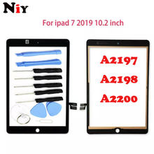 Внешнее стекло для apple ipad 7 102 2019 touch го поколения