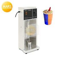 Soft Ice Cream Milkshake Machine Frozen Fruit Dessert Gelato Machine Stainless steel Ice Cream Mixer Commercial Stirrer 220/110V