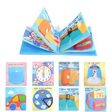 8 In 1 Skills Toddler Business Board House Board Fine Motor Skills Toys Activity Boards Educational Learning Toys For Baby