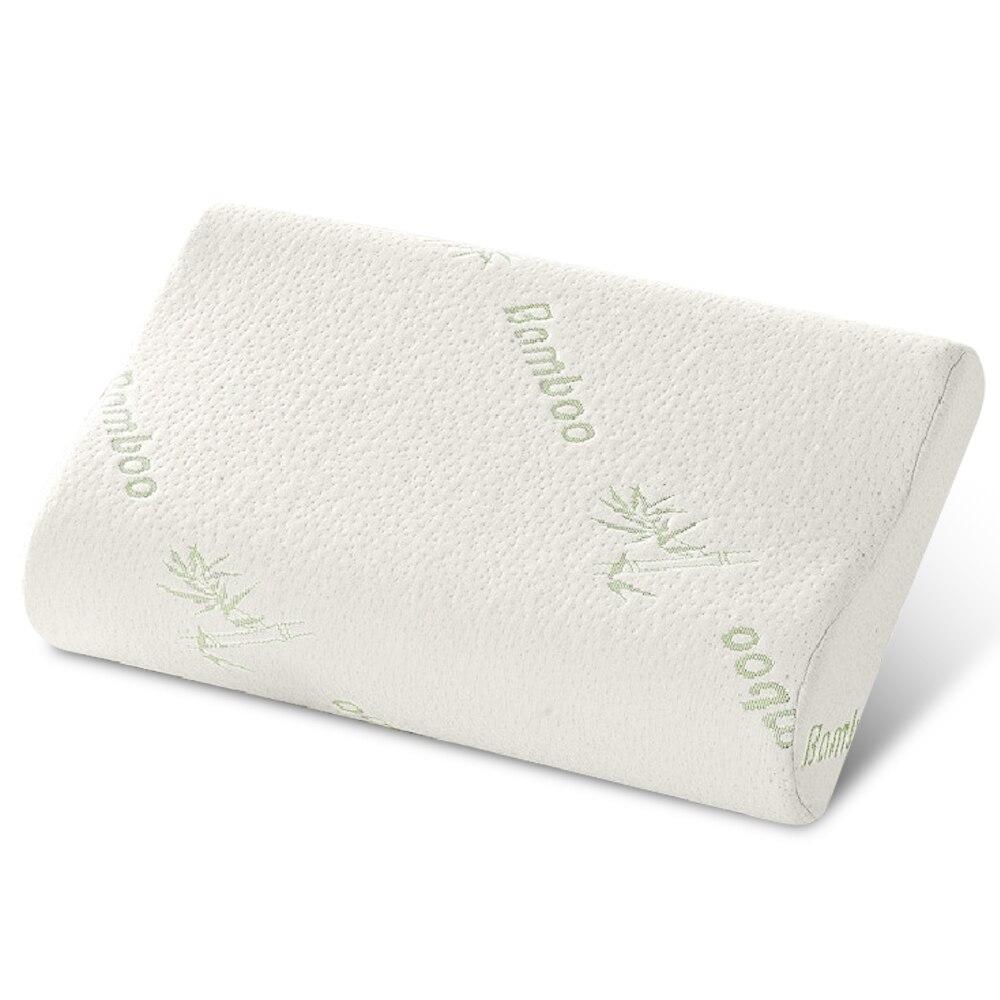 The Hulya Bamboo Adjustable Memory Foam Pillow Hulyahome Com