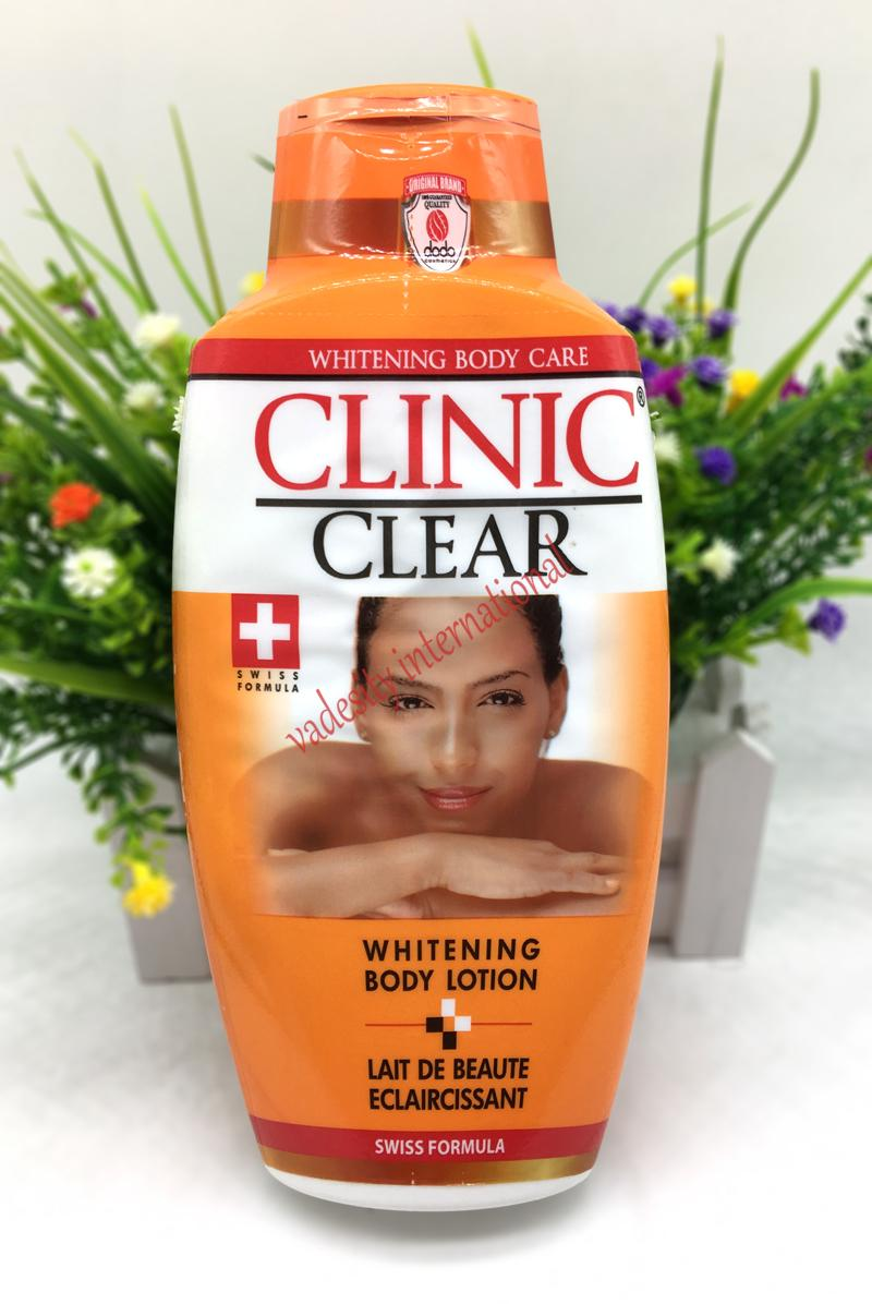 Clinic Clear Whitening Body Lotion 500ml