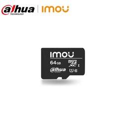 Karta pamięci Dahua Imou 64GB oryginalna karta wysokiej klasy 10 karta Micro SD przenośna karta Flash TF do kamera monitorująca