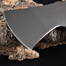 Tactical Axe Outdoor Camping Axe-Tool Multi-Function Steel Portable Sharp Field Manual
