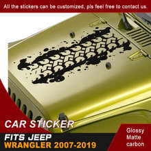 Автомобильная виниловая наклейка обруч колесо маркировка грязь