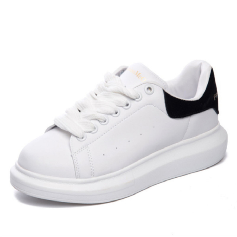 New Lovers Platform Sneakers White Shoes High Quality Women Skateboarding Shoes Mcqueens Shoes Walking Zapatos De Hombre