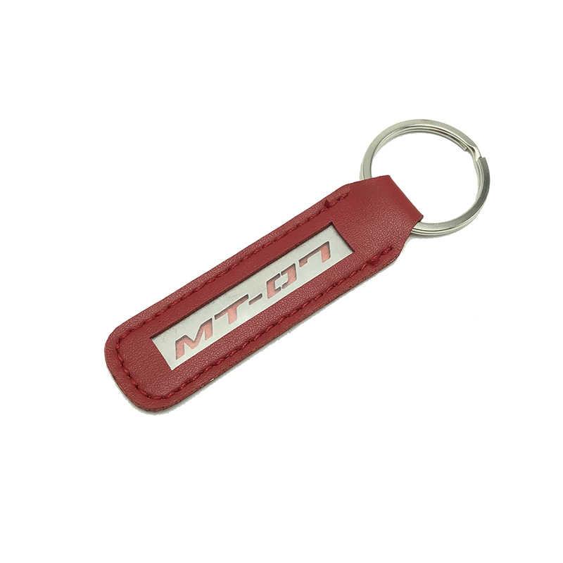 لسيارات BMW R تسعة T R NINET R 9 T R9T الجلود المفاتيح موضة ميدالية مفاتيح معدنية جلدية للدراجات النارية مفتاح ميدالية مفاتيح ذات حلقة كيرينغ هدية