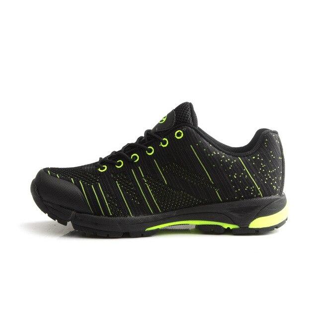 Chegada de novo! Tiebao lazer ciclismo sapatos de bicicleta de montanha auto-bloqueio sapatos antiderrapante respirável tênis de bicicleta sapatos mtb 3