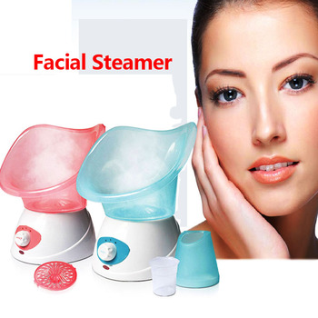 Facial Steamer Beauty Face Steaming Large-Capacity Water Tank 40ml Spa Deep Cleaning Mist Steam Sprayer Skin Care Tool Whitening pores steam sprayer deep cleaning facial beauty steaming device face steamer machine face thermal sprayer skin care tool tslm2