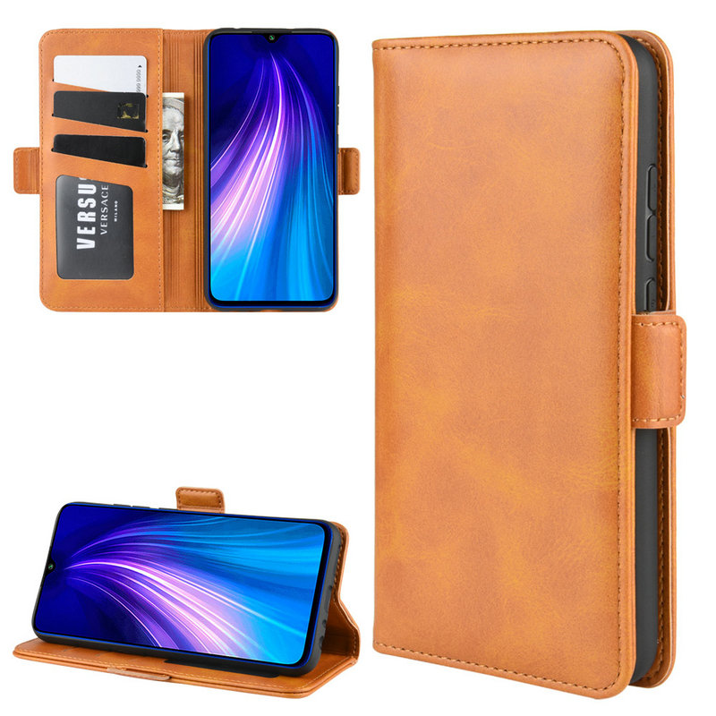 Flip Magnetic Leather Case cover for <font><b>Xiaomi</b></font> <font><b>Redmi</b></font> <font><b>Note</b></font> 8T for <font><b>Xiaomi</b></font> <font><b>Redmi</b></font> <font><b>Note</b></font> <font><b>8</b></font> <font><b>Pro</b></font> 128GB <font><b>64GB</b></font> Phone Cover Wallet case Fundas> image