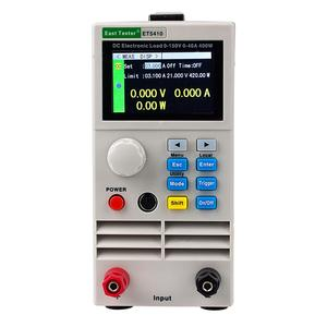 Image 5 - ET5420 ET5410 Electrical Load 150V 40A/15A 400W Professional Programmable Digital DC Load Electronic Battery Tester Load Meter