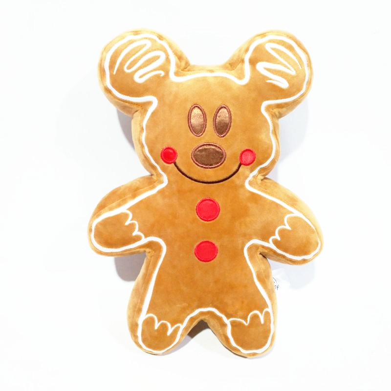 1pieces/lot Mouse Gingerbread Man 32cm Doll Gift Plush Children's Toys
