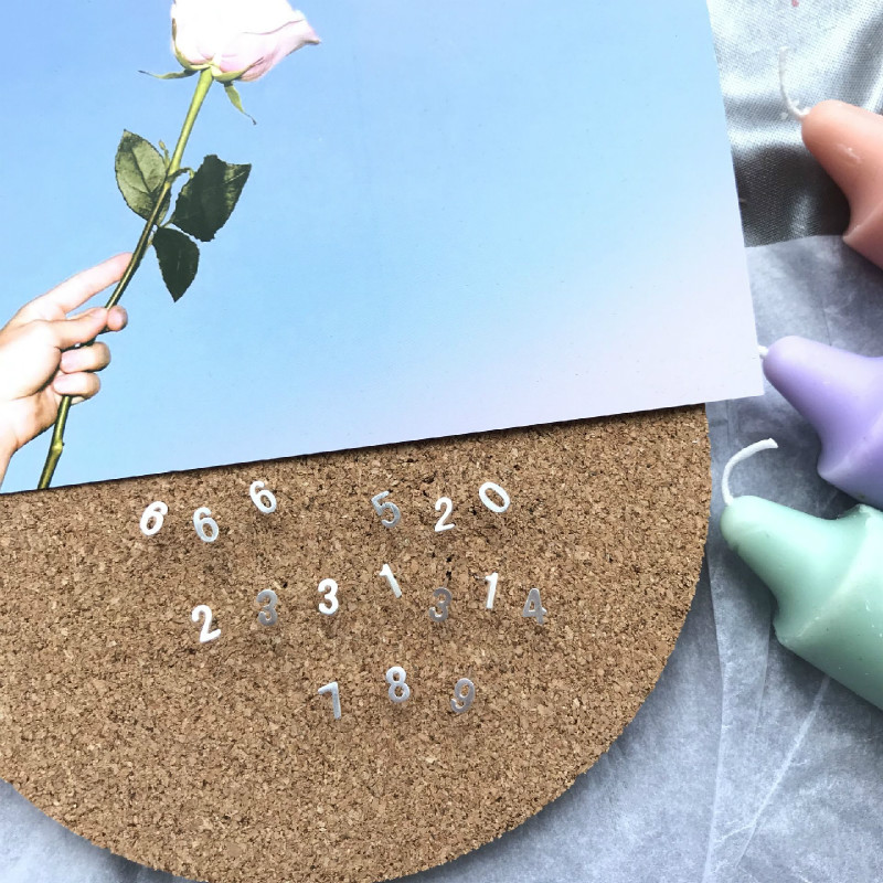 1 ppiezas s pendientes de tachuela de números árabes para mujeres pendientes de plata de diseño Simple exfoliante pequeño pendiente de joyería de moda coreana regalo