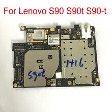 LTPro testato usato originale funzionante 1GB RAM + 16GB ROM Mainboard per Lenovo S90 S90T scheda madre parti del telefono cellulare