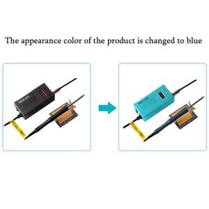Image 5 - BAKON 950D 110V/220V 75W Mini Portable soldering iron Digital BGA Soldering Station with T13 I Tip FOR FX 951/936+Solder wire