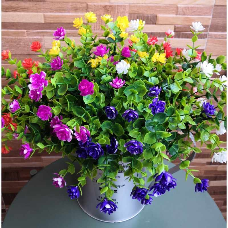 Artificial Flowers Outdoor Fake