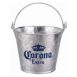 Corona Extra biere Seau de glace avec Construit en Décapsuleur