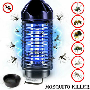 Electric Mosquito Killer Lamp Outdoor Indoor Insect Zapper Trap Electronic Fly Mosquito Bug Killer Trap Zapper  LED Light/Lamp led mosquito killer light safety electronic insect bug mosquito trap lamp killer zapper for home bedroom kitchen led night light