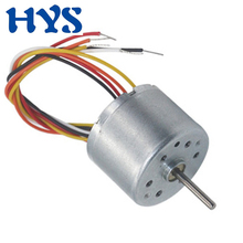 HYS Mini Motor DC 24V 8700rpm High Speed Brushless Micro Electric Motor CW/CCW BLDC 24 Volt Motors DC 24 V DIY bringsmart r2430 dc micro brushless motor 12 volt 6000rpm mini high speed motor with brake high precision low noise bldc