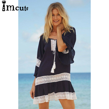 Cover-Ups Bathing Suit 1