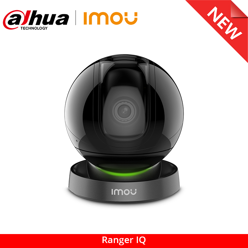 New Arrival Dahua Imou Ranger IQ IP Camera All-connected AI Gateway Camera Starlight Night Vision 360° Surveillance Camera