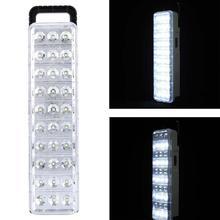 Водонепроницаемый 30 светодиодный мульти-Функция Перезаряжаемые Emergy светильник вспышки светильник мини 60 светодиодный аварийный светильник Настенный светильник для дома лагерные внешние