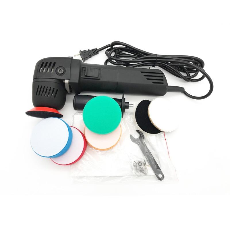 12mm Thread Throw  30-74mm Dual Action Polisher Mini Kit Good As Rupes Bigfoot