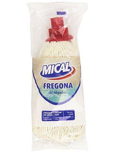 Mop MICAL Algodon 80/20REC.