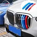 Передняя решетка радиатора для BMW X1 X3 X4 X5 X6 E84 E70 E71 F15 F16 F25 F26 G01 G02 G05 M 3 цвета