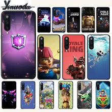 Yinuoda Clash Royale Luxury Phone Case Cases For Samsung Galaxy A10 A20 A50 A51 A70 A71 A40 A30 A30S A80 Cover Etui luxury venom marvel deadpool pattern for samsung galaxy a10 a20 a30 a40 a50 a70 m10 m20 phone case cover coque etui capinha capa