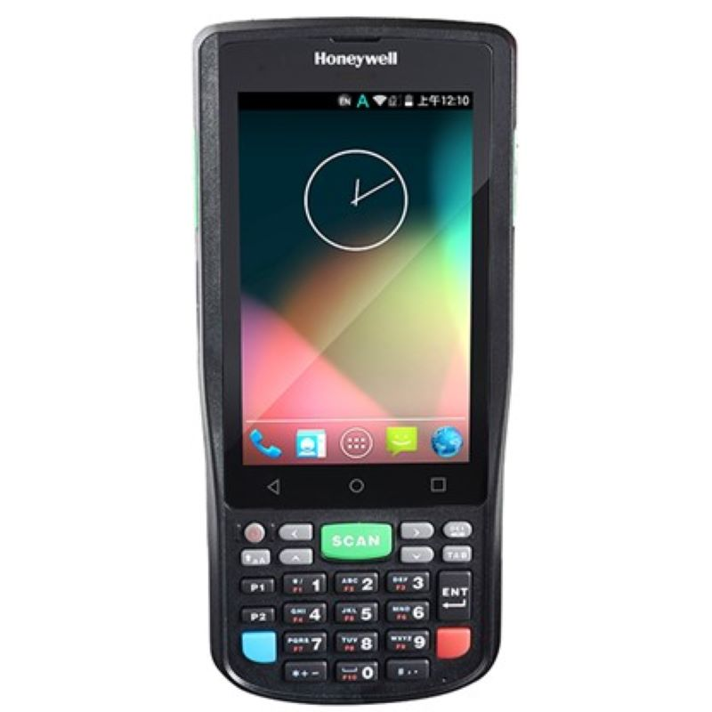 Honeywell Scanpal EDA50K Mobile Computer Android PDA with WIFI NFC 2D Imager WLAN wireless bluetooth bar code qr code reader image