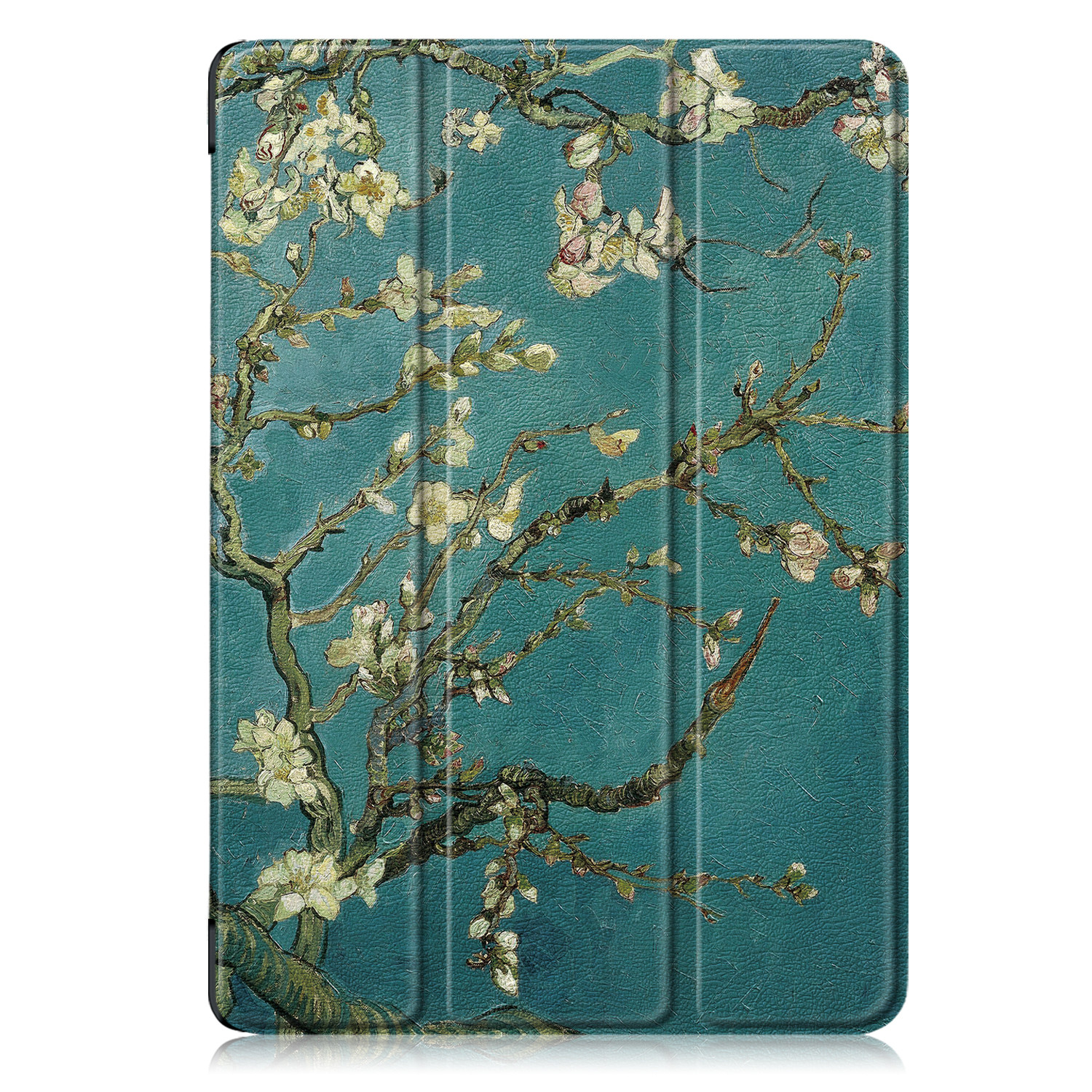Apricot Blue Tablet Case Funda For IPad 10 2 Inch 2020 with Pencil Holder Magnetic Folding Stand Smart