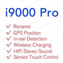 I90000 Pro tws słuchawka bezprzewodowa Bluetooth słuchawki douszne pk i90000 Max i500 i12 i9s i11 i10 i30 i60 i9000 i50000 i1000 2 3 Super TWS tanie tanio twspor Ucho Wyważone Armatura CN (pochodzenie) Prawda bezprzewodowe