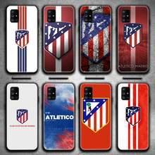 O Atlético de Madrid futebol Caixa Do Telefone Para Samsung Galaxy A21S A01 A11 A31 A81 A10 A20E A30 A40 A50 A70 A80 A71 A51