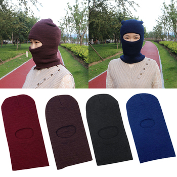 Bandana 3 Holes Scarf Mask With Fleece Police Swat Gign Raid Special Forces Airsoft Paintball Ski Motorcycle Surf Bicycle Mask image