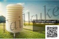 Jalousie Licht ABS Material Kleine Landwirtschaftliche Internet der Dinge Sensor Haube Strahlung Schutz Abdeckung-in Kabelaufwicklung aus Verbraucherelektronik bei
