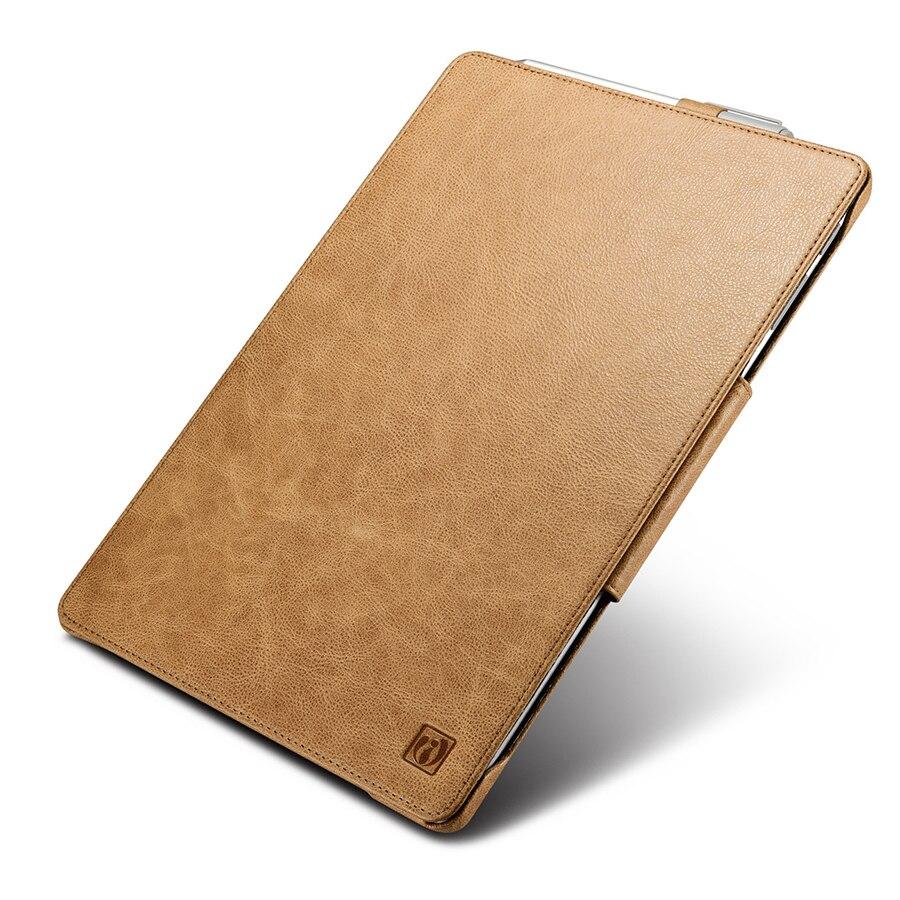 Luxe Untra slanke Lederen Cover Case voor Microsoft Surface Pro 4/5/6 Beschermhoes Shell-in Hoezen voor tablets en e-books van Computer & Kantoor op AliExpress - 11.11_Dubbel 11Vrijgezellendag 1