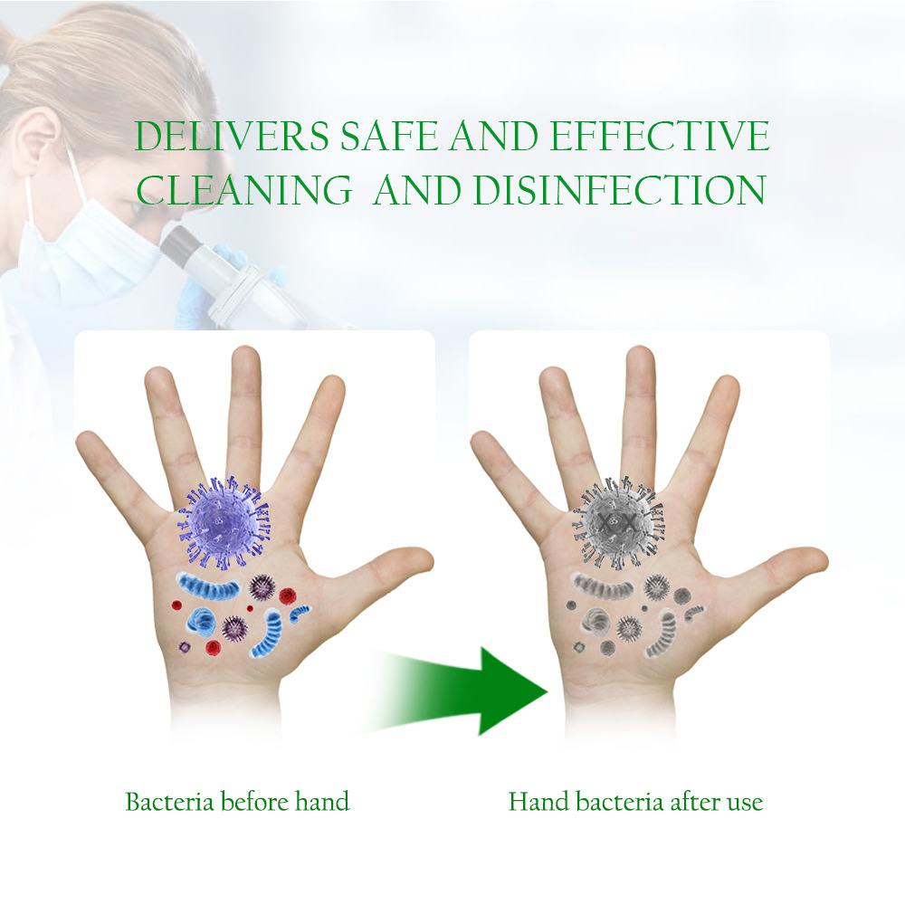 192PCS DHL 100ml Disinfection Rine-free Hand Sanitizer 75% Alcohol Spray Portable Disposable Prevention Hand Sanitizer 5