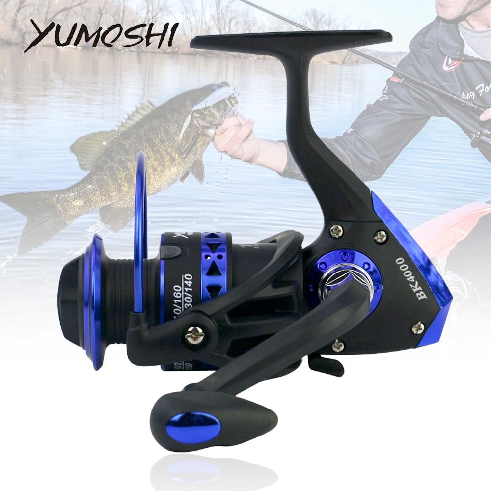Vismolen Fishing Spinning Reel 1000-7000 5.1:1 Fishing Wheel Metal Left/Right Hand Cheap Fishing Reel Parts For Saltwater