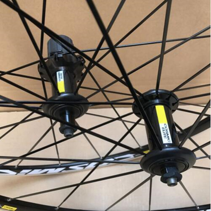 <font><b>700C</b></font> Alloy V Brake Wheels Bmx Road Bicycle Bike Wheel Aluminium Road Wheelset Bicycle Wheels <font><b>Rim</b></font> image