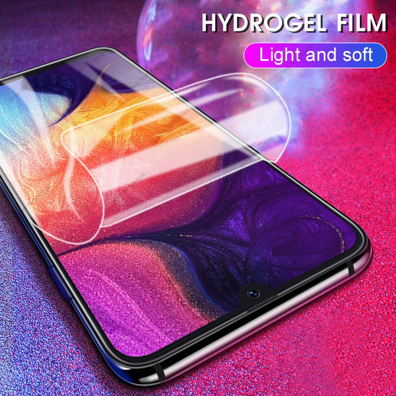 9D Cover For <font><b>Samsung</b></font> Galaxy A20 A80 A30S A50S A70 A50 A30 S <font><b>A10</b></font> M10 M40 A60 A40 M30 M20 A90 Not <font><b>Glass</b></font> Soft <font><b>Case</b></font> A 20 80 20A 80A image