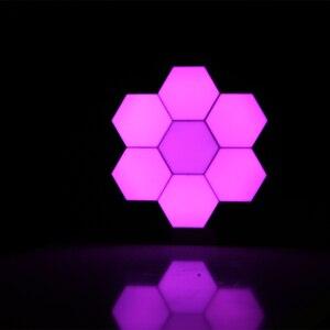 Image 3 - مصباح LED من lifemart للهندسة الذكية بمصباح LED يعمل بالواي فاي ومساعد جوجل تطبيق Alexa Cololight التحكم الذكي